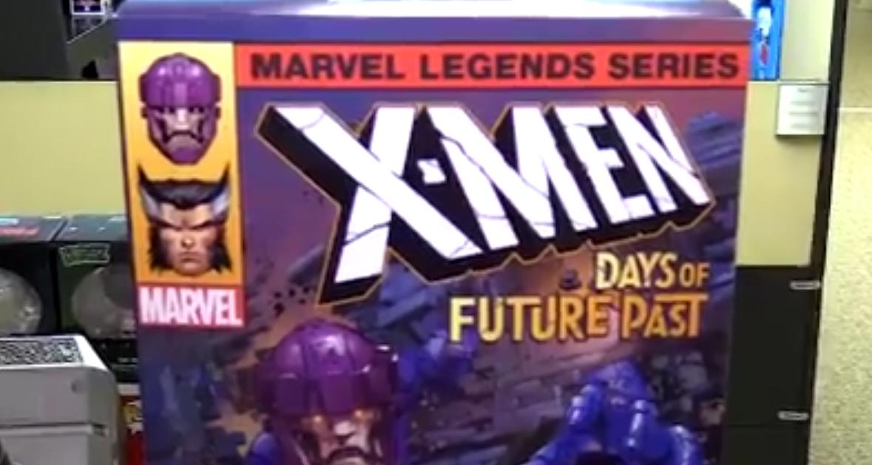 Hasbro: Marvel Legends Toys R Us Exclusive X-Men Days of Future Past Box Set Revealed