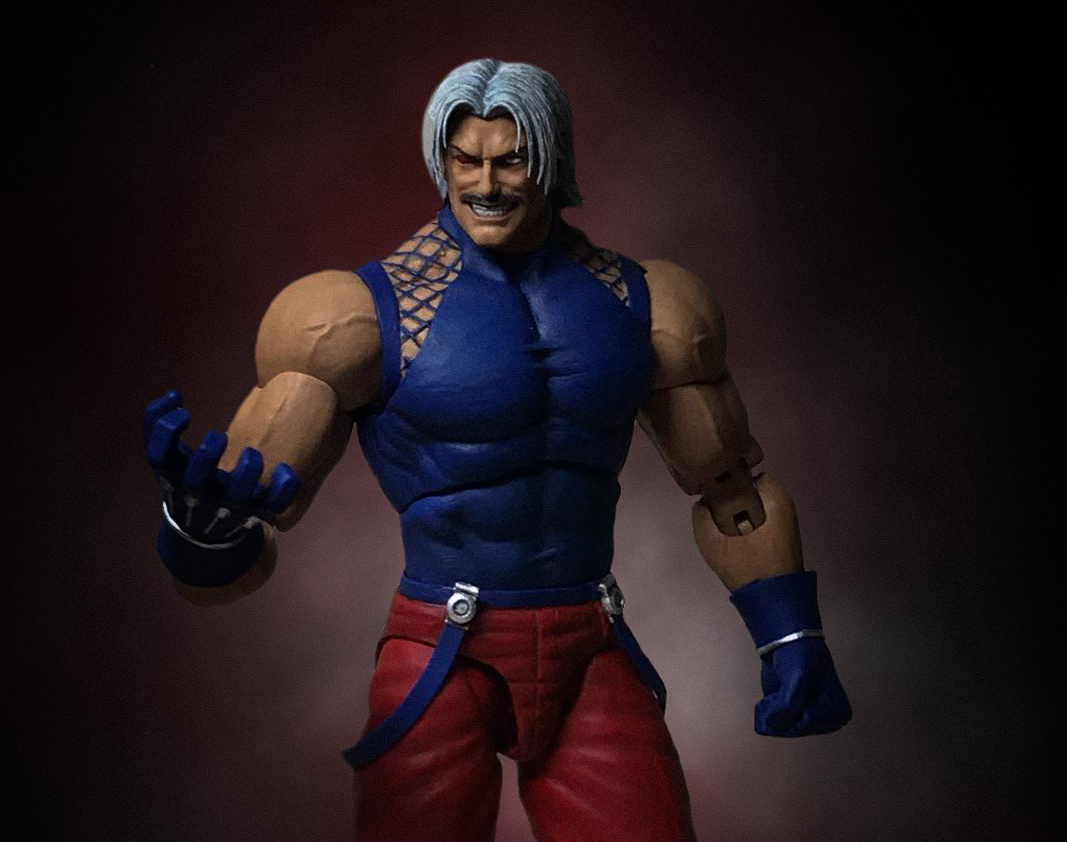 Storm Collectibles: King of Fighters '98 Omega Rugal Revealed
