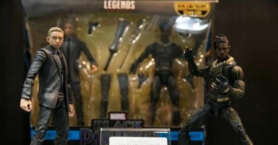 Hasbro: Marvel Legends Stan Lee Build-A-Figure Revealed