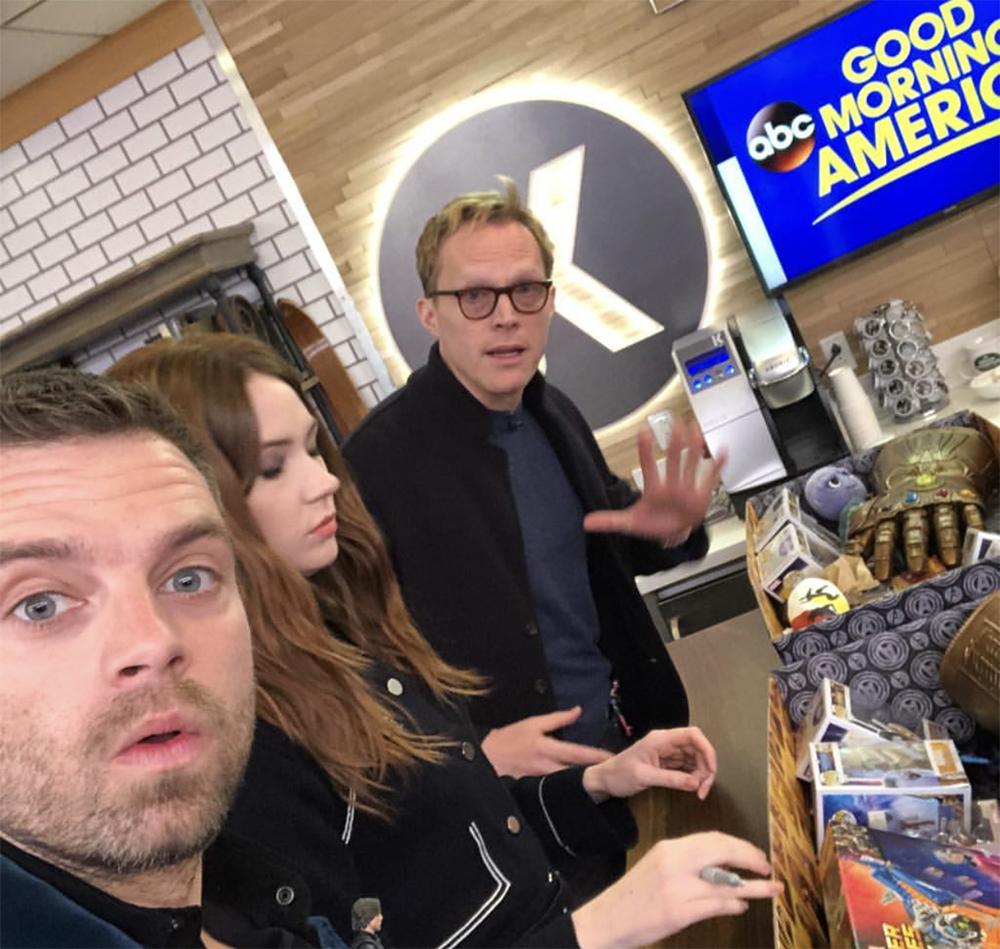 Hasbro: Marvel Legends Infinity War Winter Soldier Revealed