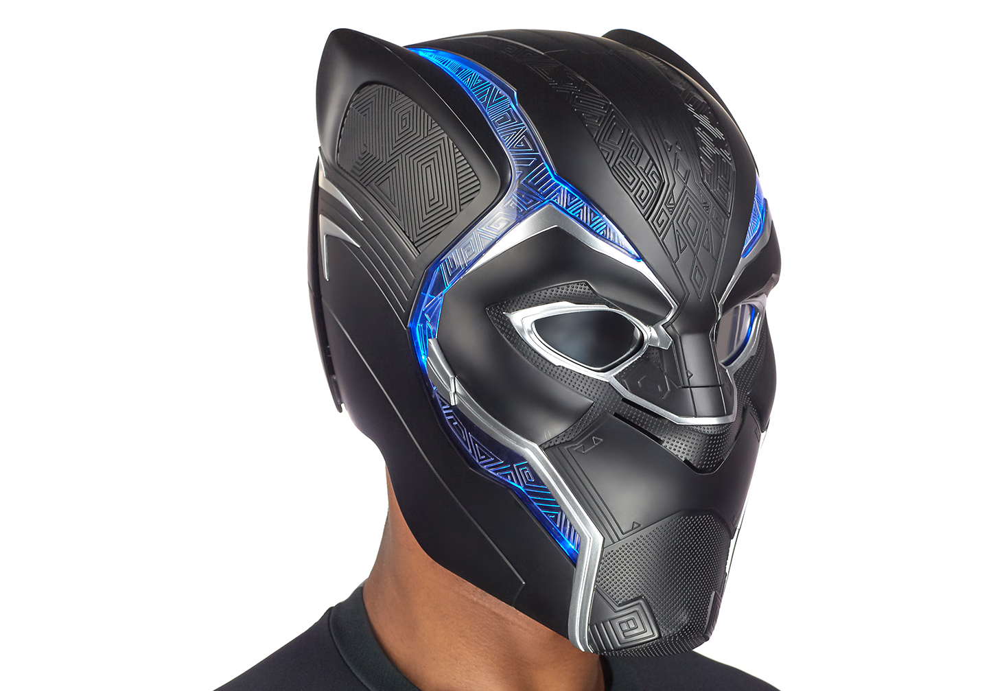 Hasbro: Black Panther Premium Role Play Helmet Revealed