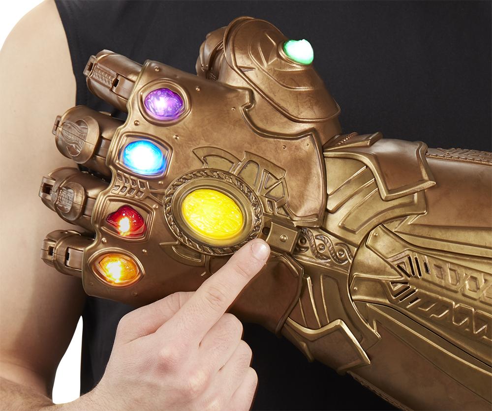 Toy Fair 2018 Hasbro Marvel Premium Role Play Infinity