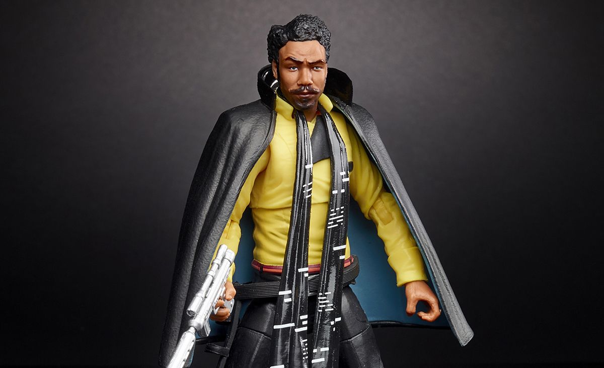 Hasbro: 'Solo – A Star Wars Story' Black Series And Other Toys Revealed