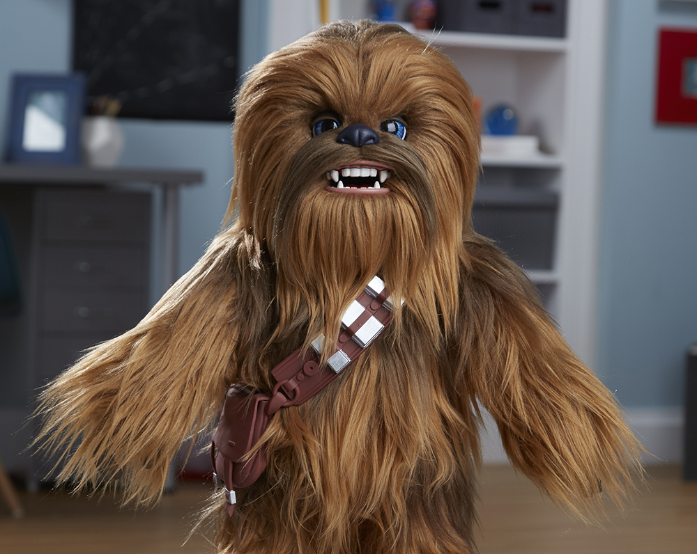 Toy Fair 2018: Hasbro Star Wars Ultimate Co-Pilot Chewie and Role Play