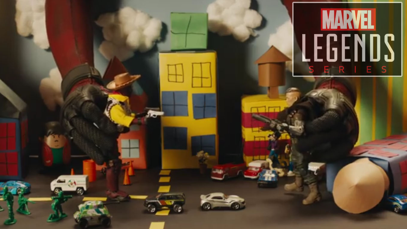 What Marvel Legends Could We Get Based on the Deadpool 2 Trailer?