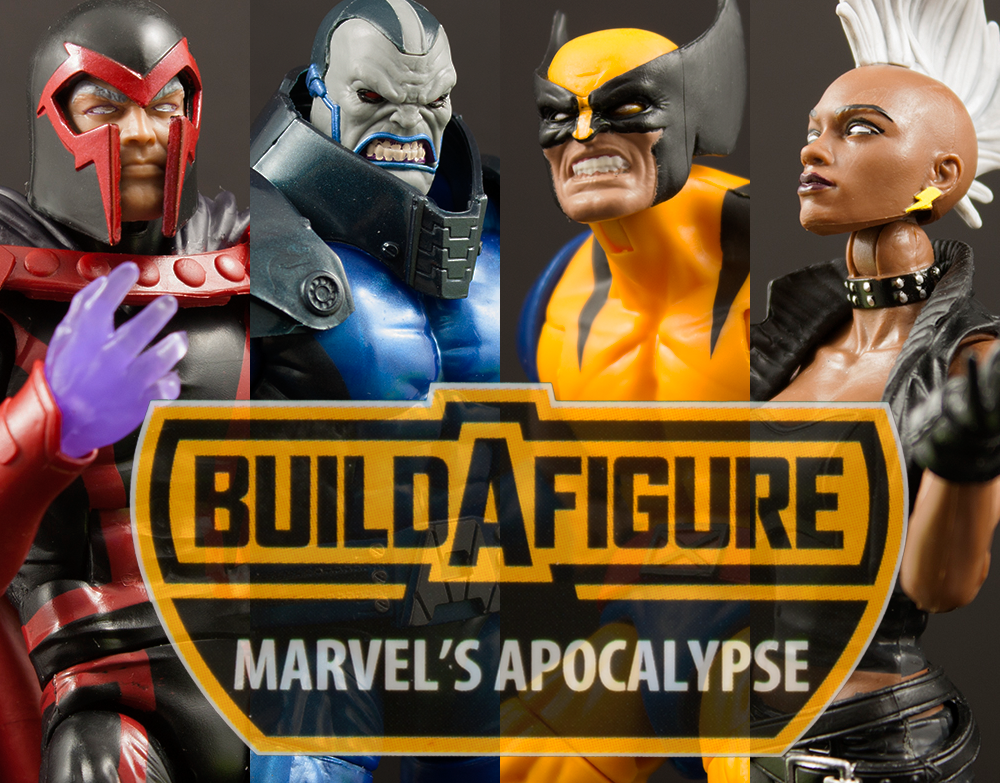 Worst to First: Marvel Legends X-Men Apocalypse Build-A-Figure Wave Part Two