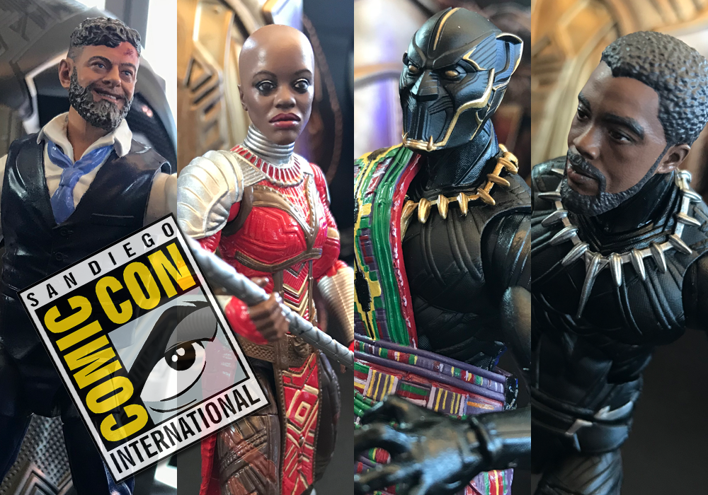 SDCC 2018: Hasbro Marvel Legends Breakfast Reveals