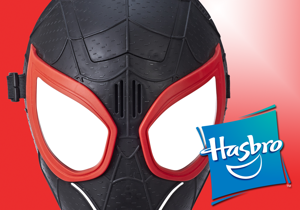 Hasbro: Marvel Spider-Man: Into the Spider-Verse Role Play Items Revealed