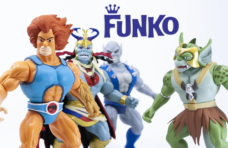 Funko Savage Savage World ThunderCats Wave One Review