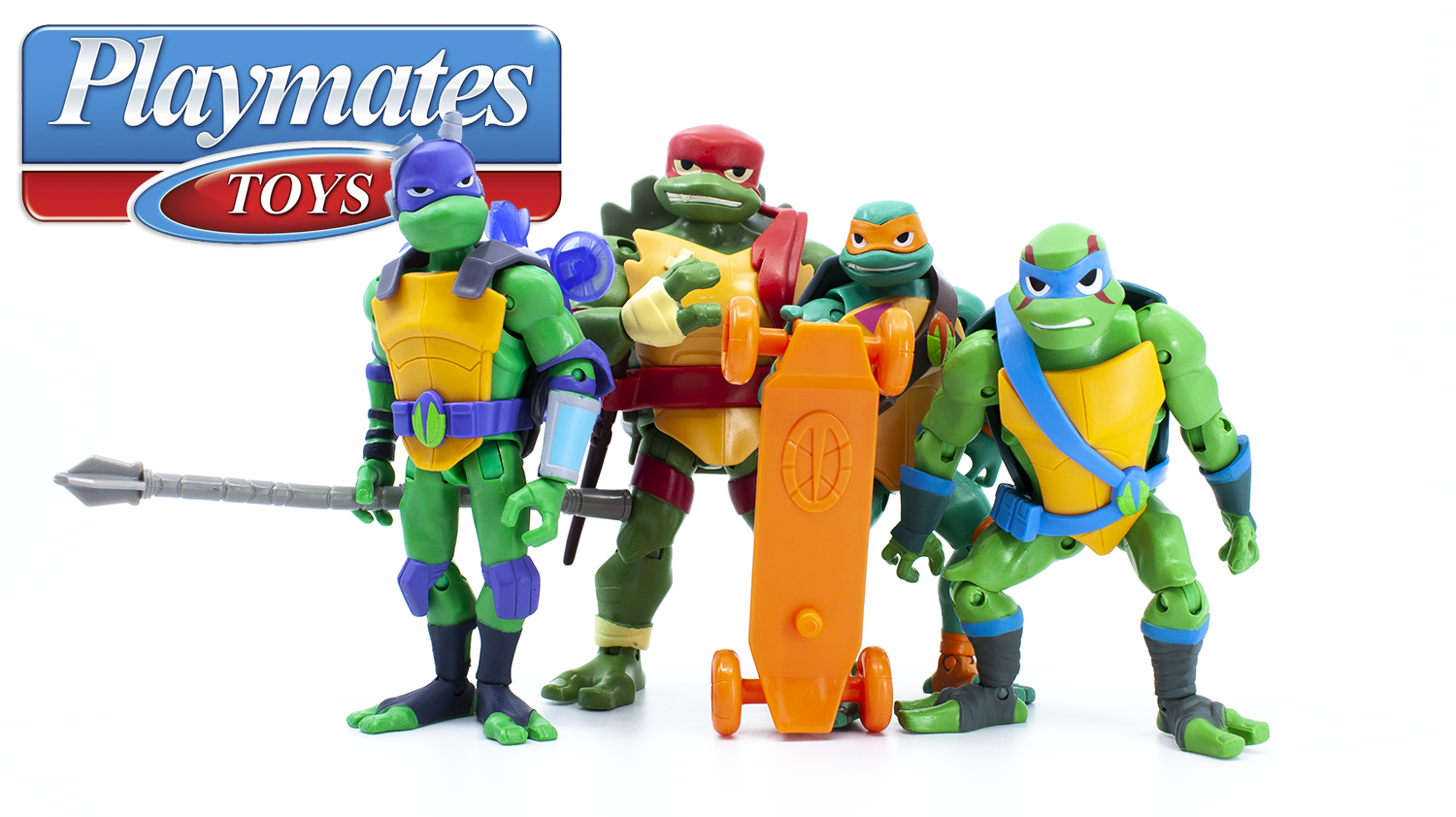 Playmates Rise of the Teenage Mutant Ninja Turtles Review