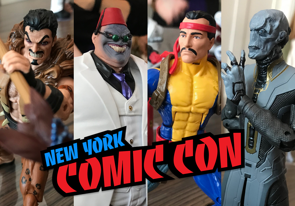 NYCC 2018: Hasbro Marvel Legends Reveals