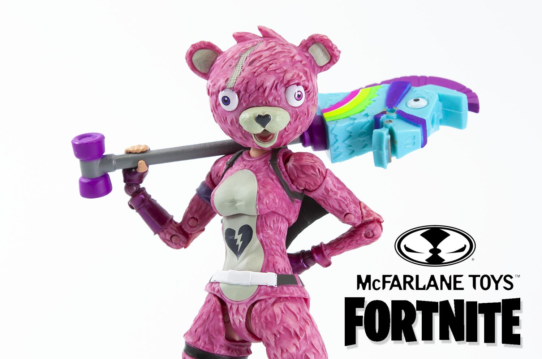 Mcfarlane Toys Fortnite 7 Inch Cuddle Team Leader Review Preternia