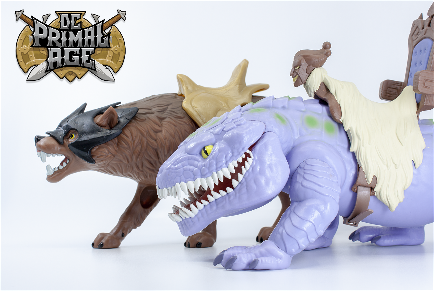 Quick Review: Funko DC Primal Age – Ace the Bathound and The Joker Beast