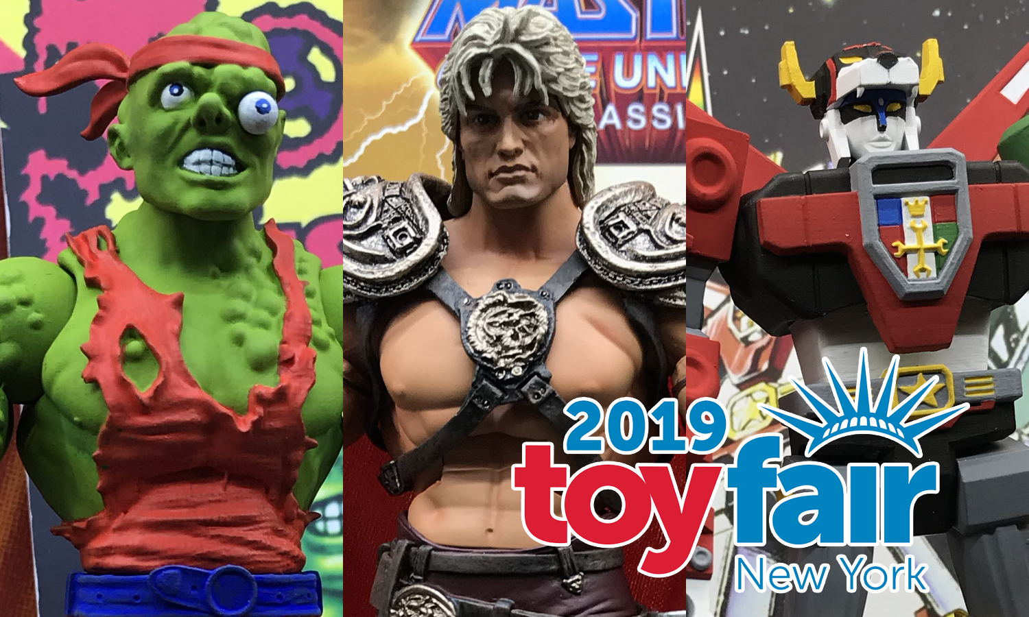 "Toy Fair 2019: Super7 Expands ""Classics"" Action Figures to He-Man Movie, Toxic Crusader, TMNT, and More"