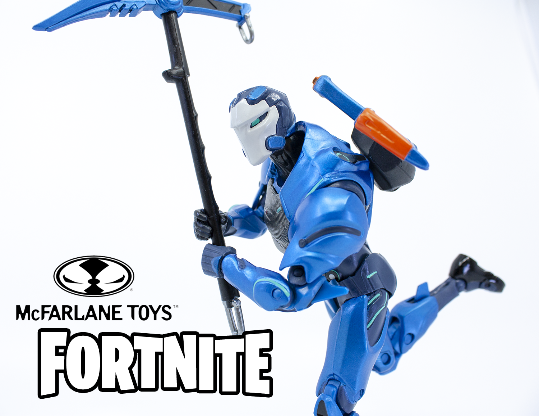 McFarlane Toys Fortnite 7-inch Carbide Review