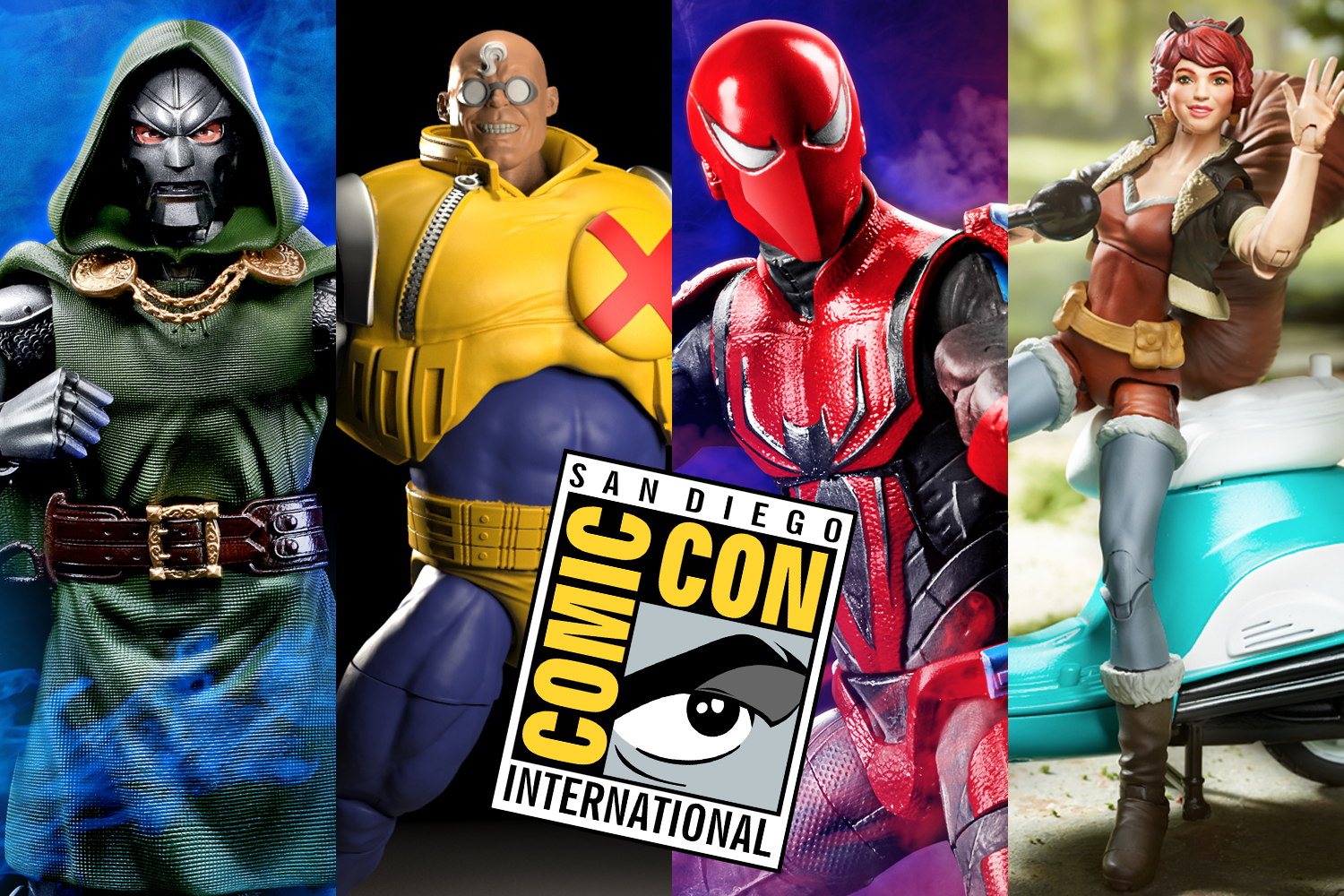 SDCC 2019: Hasbro Marvel Legends Reveals
